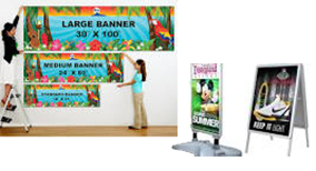 Large banners printing Jacksonville