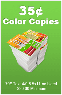 color printing Jacksonville